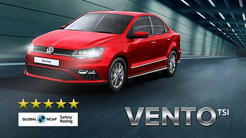Vento - Luxury Meets Power.