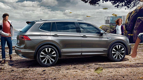 Volkswagen Allspace - Bigger, Better and Bolder.